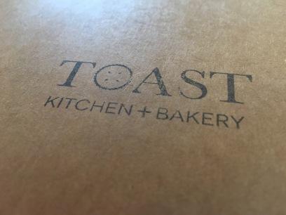 Toast....